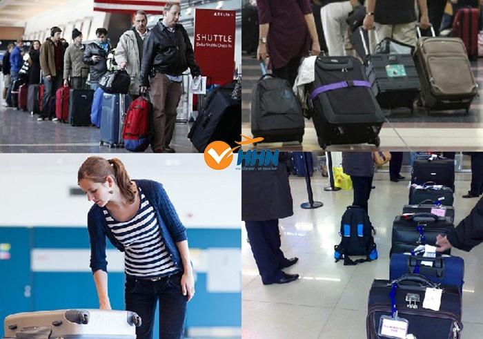 Hành lý xách tay có bị cân không?