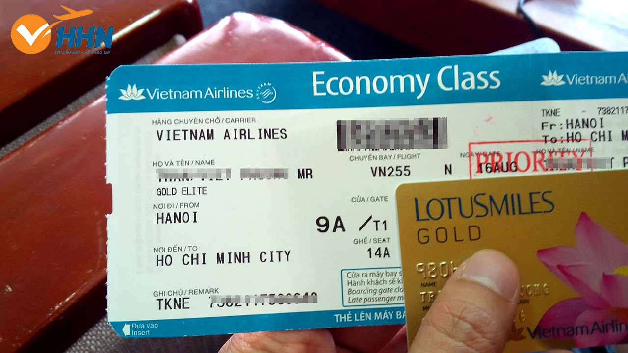 Mua vé máy bay cần lưu ý những thông tin gì