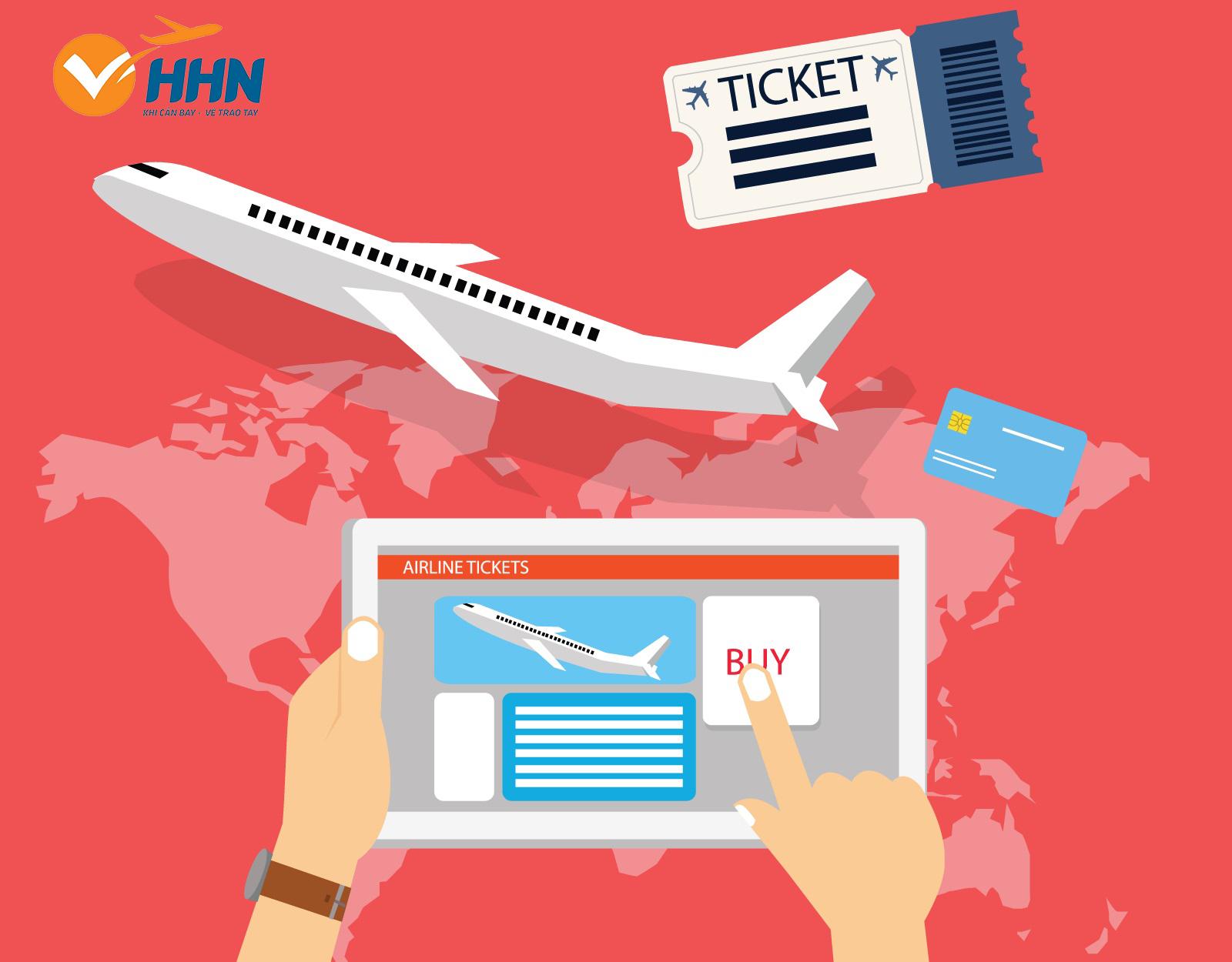Mua vé máy bay cần lưu ý những gì