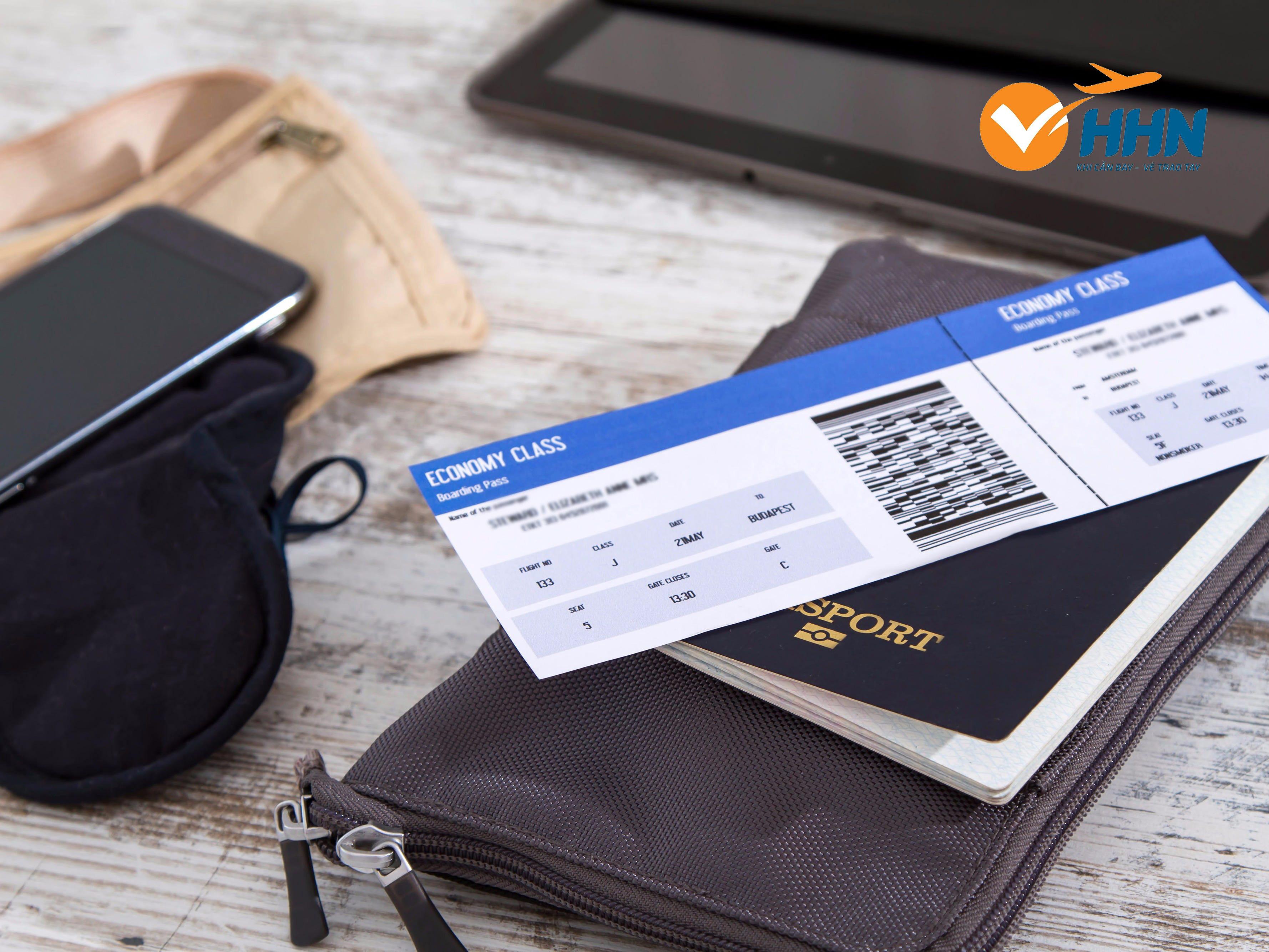 Săn ngày vé máy bay giá rẻ tại công ty Hồng Hải Nam