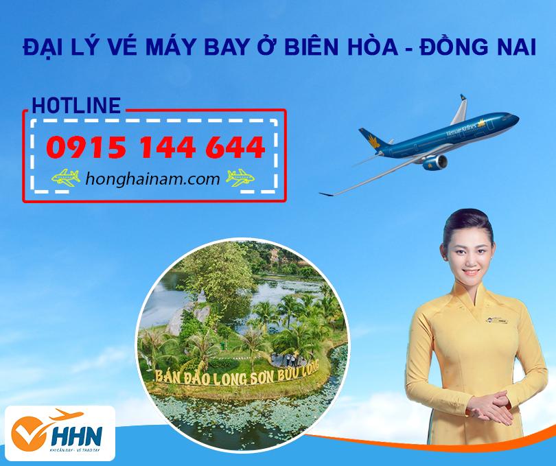 Mua vé máy bay Biên Hòa Đồng Nai bằng cách nào tốt nhất?