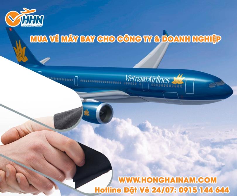 Đại lý vé máy bay cho công ty giúp được gì cho doanh nghiệp của bạn?