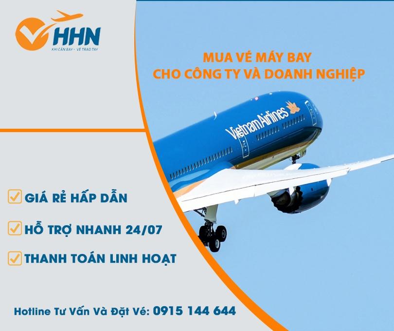 Đại lý vé máy bay Hồng Hải Nam giúp được gì cho doanh nghiệp của bạn?