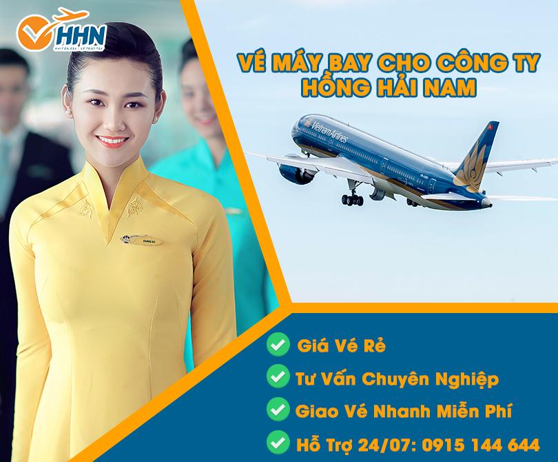 Cách đặt vé máy bay trên mạng cho công ty nhanh đơn giản