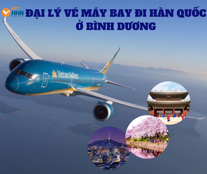 Khách hàng có xu hướng đặt vé máy bay đi Hàn Quốc ở Bình Dương