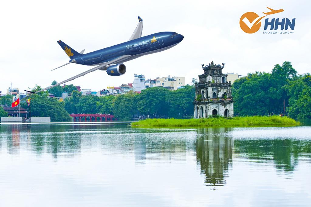 Vé máy bay đi Hà Nội giá rẻ Vietnam Airlines