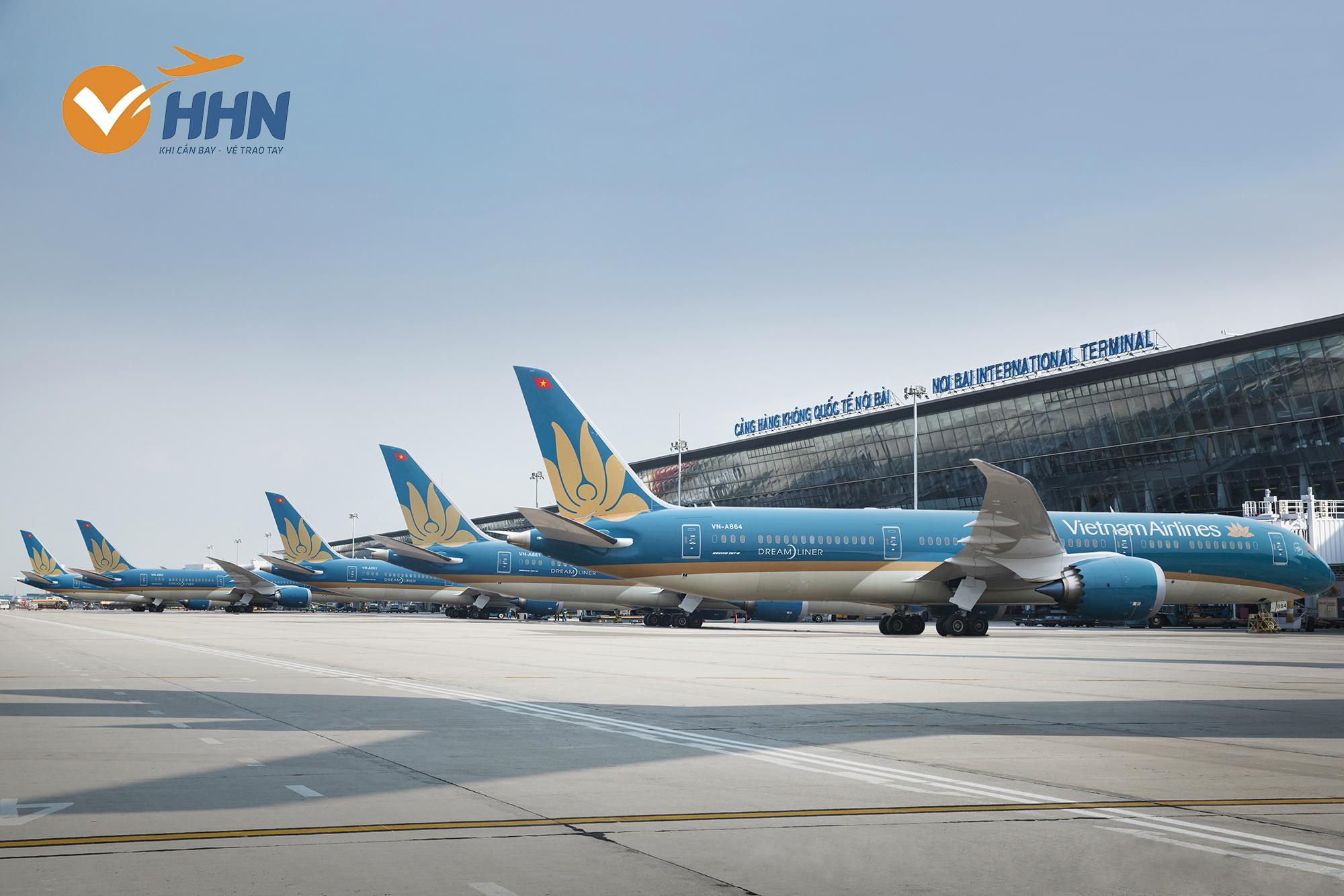 Thông tin sân bay quốc tế Nội Bài
