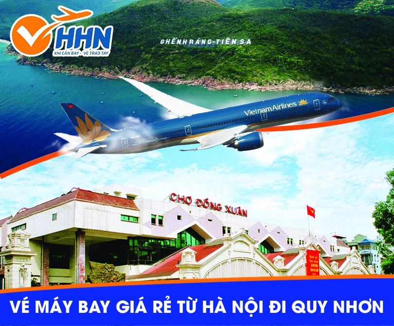 Vé máy bay từ Hà Nội đi Quy Nhơn